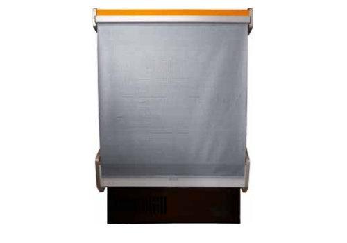 HorecaTraders Nachtvorhangfassade Kühler | Handbuch mit Kassette