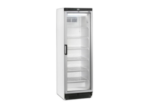HorecaTraders Standing freezer with glass door