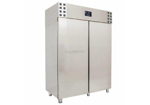 Combisteel Freezer Stainless Steel Mono Block 1400 Liter Wouter