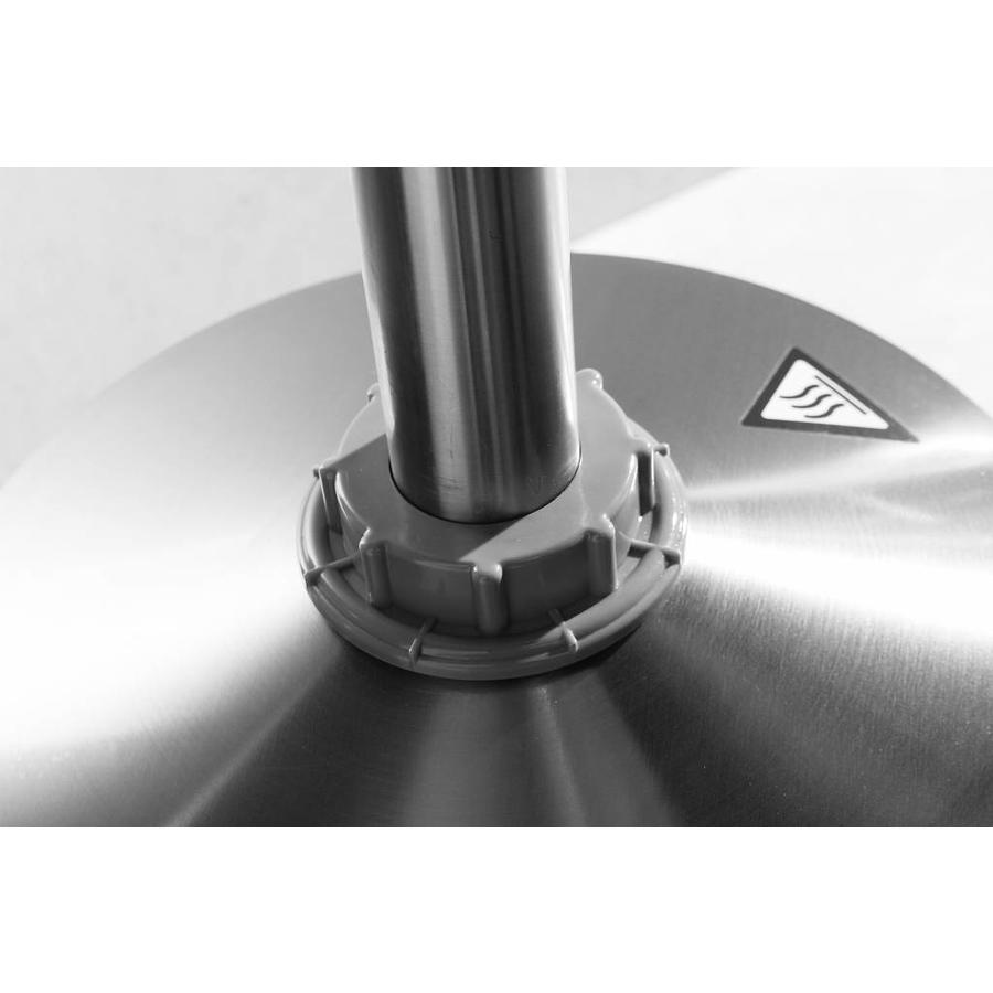 Standing Gas Patio Heater | 12.7 KW