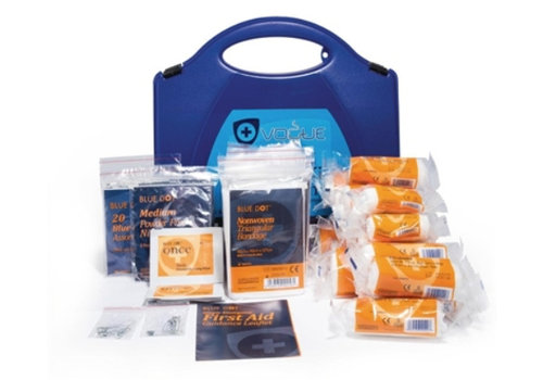 Vogue First aid kit catering for 20 persons