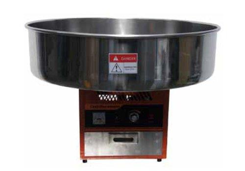 Combisteel Professional cotton candy machine - diameter 710 mm