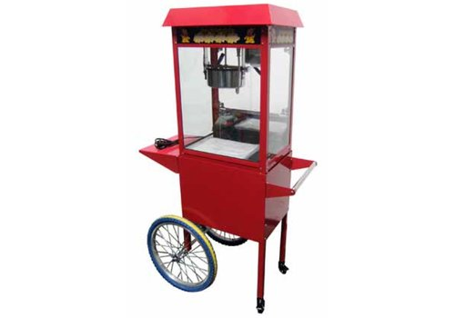 Combisteel Professionele popcornmachine (56x42x156 cm)