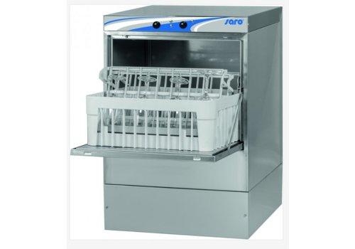 Saro Horeca Edelstahl Geschirrspüler | 2,8 kW