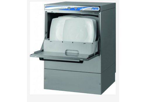 Saro Stainless steel catering dishwasher 3.6kW