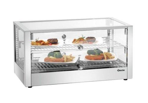 Bartscher Stainless steel warming furnace | 230V