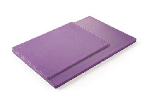 Hendi HACCP Cutting board plastic | 2 sizes