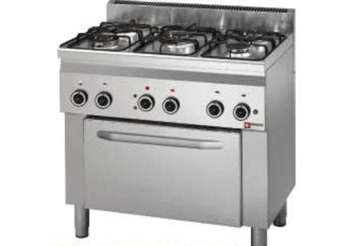 HorecaTraders Horeca gas stove