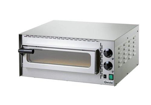 Bartscher Catering Mini Pizzöfen 2000 Watt | 1 Pizza