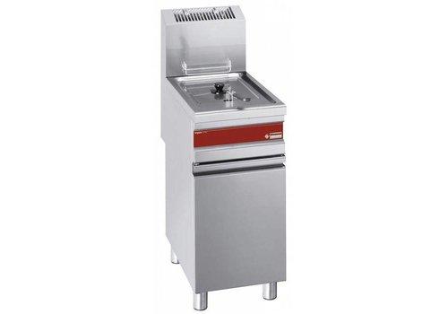 Diamond Fritteuse | Elektro | 15 Liter | Mit Abgehängte | 11 kW | 375x650x (h) 845-1010mm