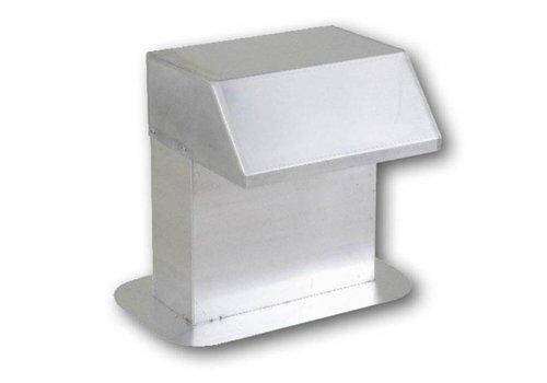 HorecaTraders Aluminium Dachdurchführung   extra breite Passage