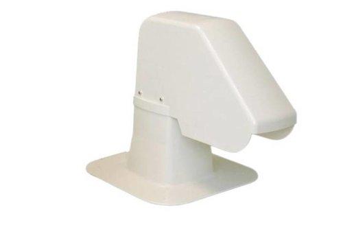 HorecaTraders Plastic roof duct 41.5 cm