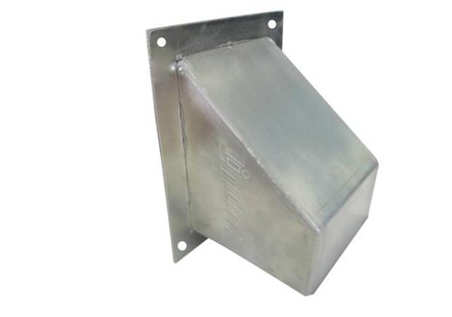 HorecaTraders Aluminum wall duct
