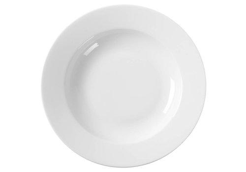 Hendi Delta tiefe Teller | ⌀ 23 cm (6 Einheiten)