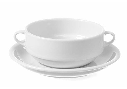 Hendi Suppenschüssel | 38cl | 16x (H) 5,5cm (6 Einheiten)
