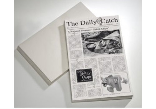 HorecaTraders Greaseproof paper white