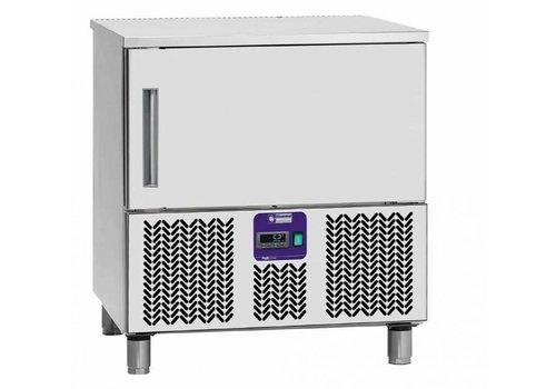 Diamond Blast Chiller Quick Cooler | 5 x 1 / 1GN