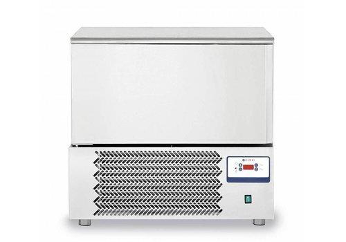 Hendi Blast Chiller / Quickcooler / Freezer | 3x GN1 / 1