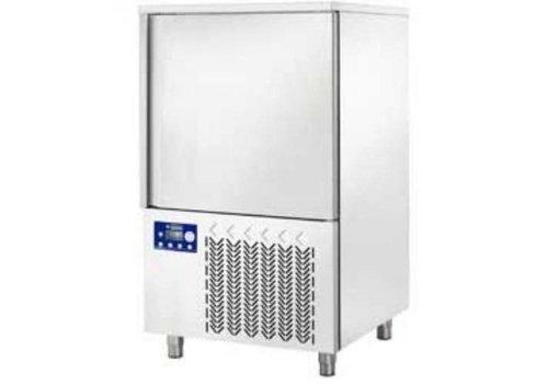Diamond Blast Chiller Schnell Gefrierschrank Schnellkühler 10 x 1/1 GN | Touchscreen