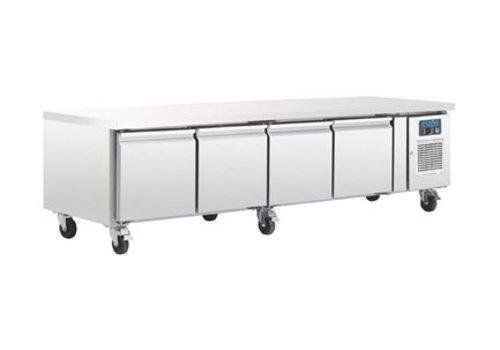 Polar GN Kühlunterschrank | 4 door | 420L