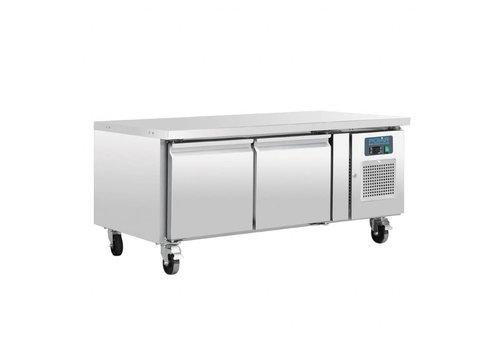 Polar GN Refrigerated Cabinet | 2-door | 214L