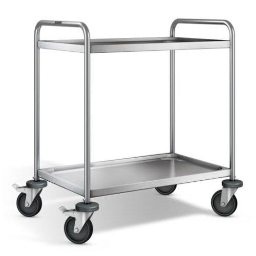 Blank Serving trolleys