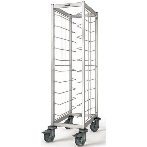 Blank Tray trolleys