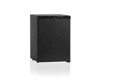 Diamond Small Refrigerator Black 40 Liter - SILENT FRIDGE
