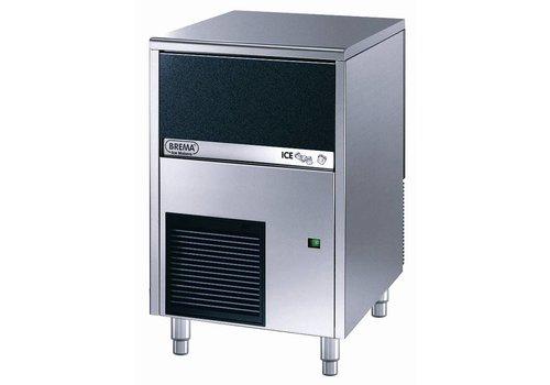 Brema RVS IJsblokjesmachine CB316-HC | 24kg/24uur | Luchtgekoeld