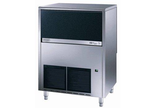 Brema RVS IJsblokjesmachine CB640-HC | 65kg/24uur | Luchtgekoeld