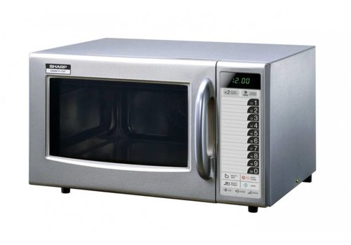 Sharp Microwave 1000w | touch controls