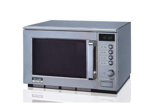 Sharp Microwave 2100w | Rotary