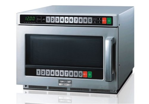 Sharp Microwave 1500w   Touch button