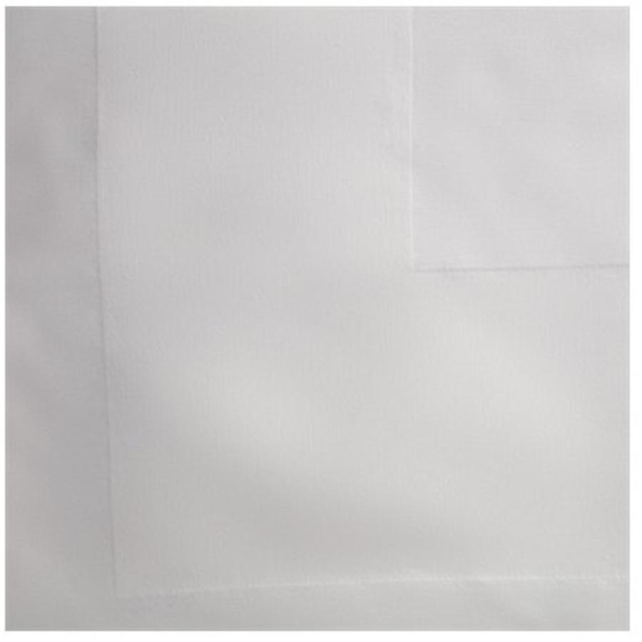 Katoen Vierkant Tafelkleed | Wit | 10 Formaten