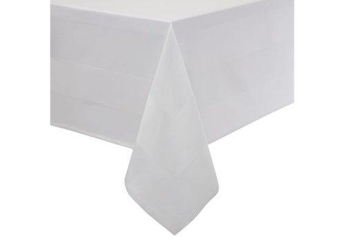 HorecaTraders Baumwolle Tischdecke Weiß 10 Formate