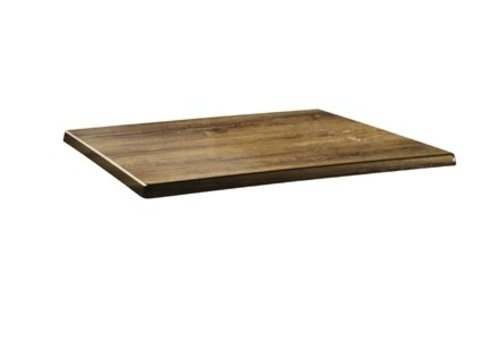 HorecaTraders Tischplatte rechteckig | Kirschbaum | 2 Formate