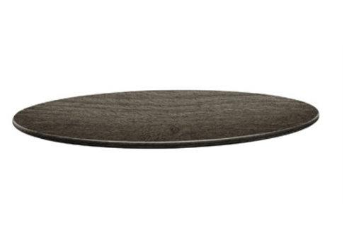 HorecaTraders Runde Tischplatte | Holz 2 Formate