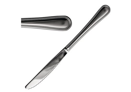 HorecaTraders Bilbao Cutlery set Stainless steel 18/0 | 6-part (per 12 pieces)
