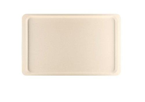 HorecaTraders Klassisches Tablett | Rechteckig | 32,5x26,5cm (3 Farben)