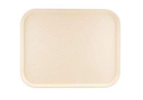 HorecaTraders Klassisches Tablett | Rechteckig | 46 x 36 (3 Farben)