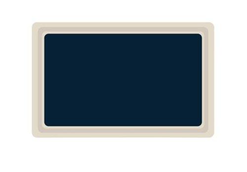 HorecaTraders Original Dienblad | Rechthoekig | 53x37 cm (3 kleuren)