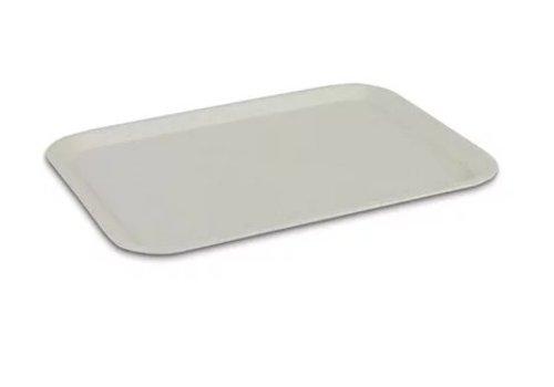 HorecaTraders Klassisches Tablett 32,5 x 26,5 cm