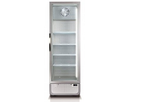 Husky Freezer with glass door 378 liters