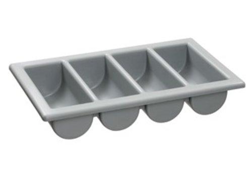 Bartscher Plastic cutlery tray 1/1 GN
