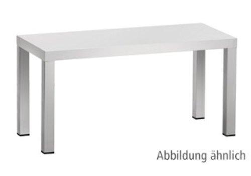 Bartscher Etagère, enkel, B 1400 x D 350 x H 400 mm