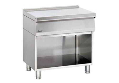 Bartscher Arbeitstisch mit Unterbau SS   80x70x85cm