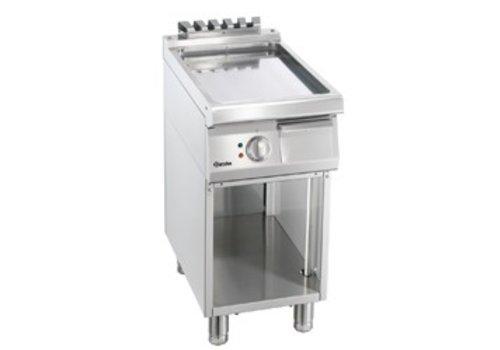 Bartscher Elektrische Kochplatte Glatte | 45x90x85cm