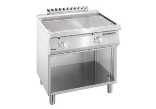 Bartscher Horeca Baking tray Smooth and Ribbed   80x70x85 cm