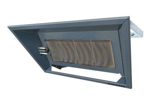 Schwank Professional Facade Gasheater | 7600 watts | TerraceSchwank