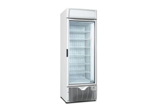 Framec Display Freezer with Glass Door Right turning Economical 430L